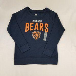 NFL Chicago Bears Fleece Sweatshirt S